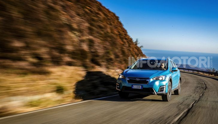 [VIDEO] Prova Subaru XV e-Boxer 2020: la gamma si elettrizza - Foto 26 di 33
