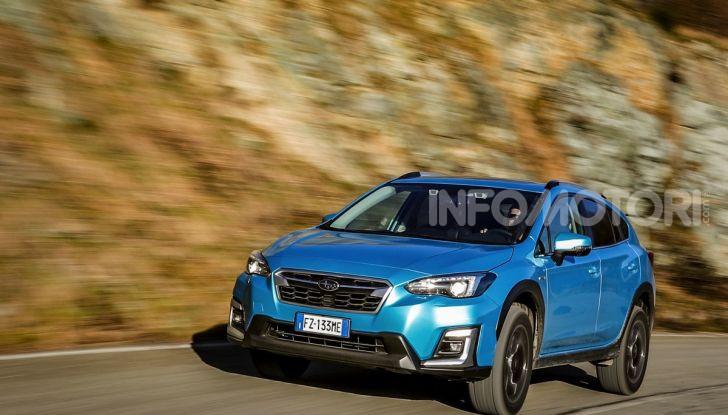 [VIDEO] Prova Subaru XV e-Boxer 2020: la gamma si elettrizza - Foto 27 di 33