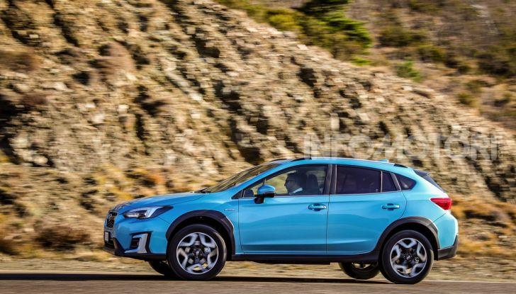 [VIDEO] Prova Subaru XV e-Boxer 2020: la gamma si elettrizza - Foto 28 di 33