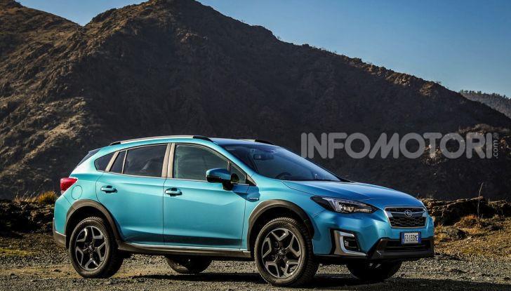 [VIDEO] Prova Subaru XV e-Boxer 2020: la gamma si elettrizza - Foto 29 di 33