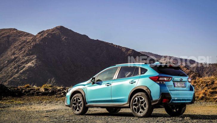 [VIDEO] Prova Subaru XV e-Boxer 2020: la gamma si elettrizza - Foto 30 di 33