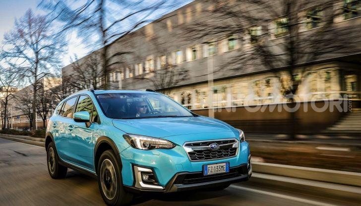 [VIDEO] Prova Subaru XV e-Boxer 2020: la gamma si elettrizza - Foto 31 di 33