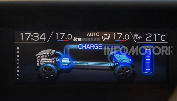 [VIDEO] Prova Subaru XV e-Boxer 2020: la gamma si elettrizza - Foto 7 di 33