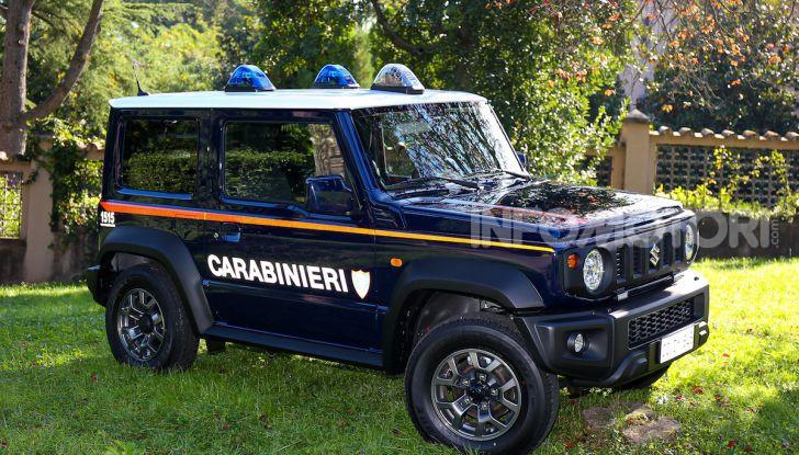 Suzuki Jimny e Ignis nuove alleate dell'Arma dei Carabinieri - Foto 11 di 12