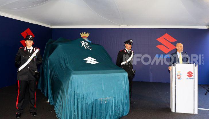 Suzuki Jimny e Ignis nuove alleate dell'Arma dei Carabinieri - Foto 2 di 12
