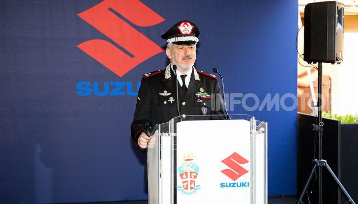 Suzuki Jimny e Ignis nuove alleate dell'Arma dei Carabinieri - Foto 3 di 12