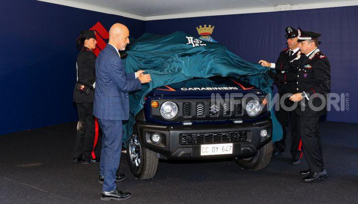 Suzuki Jimny e Ignis nuove alleate dell'Arma dei Carabinieri - Foto 4 di 12