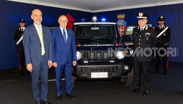 Suzuki Jimny e Ignis nuove alleate dell'Arma dei Carabinieri - Foto 7 di 12