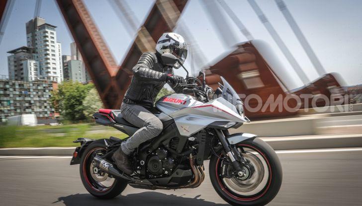 """Suzuki Katana 7584: una moto davvero """"special"""" - Foto 1 di 6"""