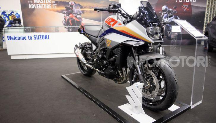 """Suzuki Katana 7584: una moto davvero """"special"""" - Foto 3 di 6"""