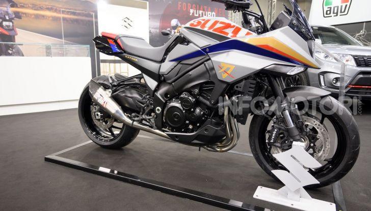 """Suzuki Katana 7584: una moto davvero """"special"""" - Foto 4 di 6"""