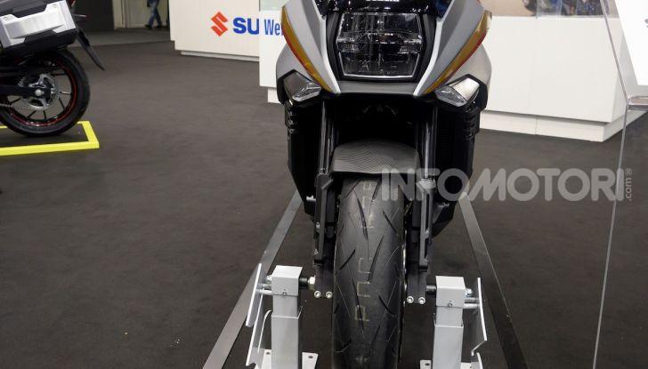 """Suzuki Katana 7584: una moto davvero """"special"""" - Foto 5 di 6"""