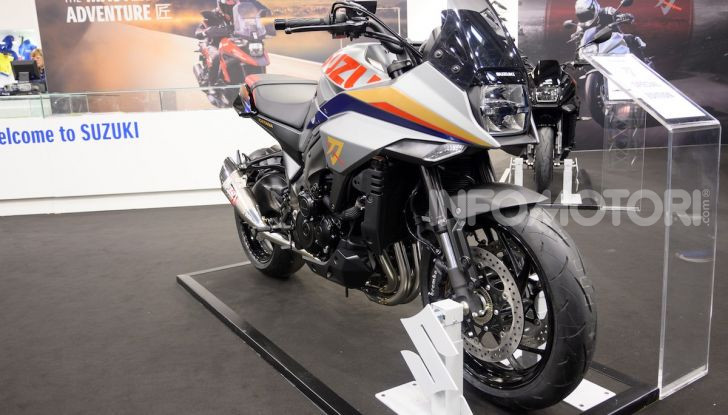 """Suzuki Katana 7584: una moto davvero """"special"""" - Foto 6 di 6"""