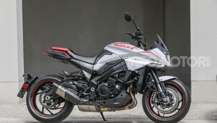 Tutte le novità Suzuki al Motor Bike Expo 2020 - Foto 11 di 25