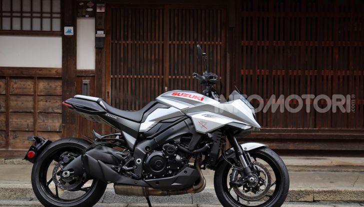 Tutte le novità Suzuki al Motor Bike Expo 2020 - Foto 13 di 25