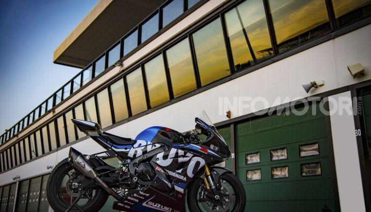 Tutte le novità Suzuki al Motor Bike Expo 2020 - Foto 15 di 25