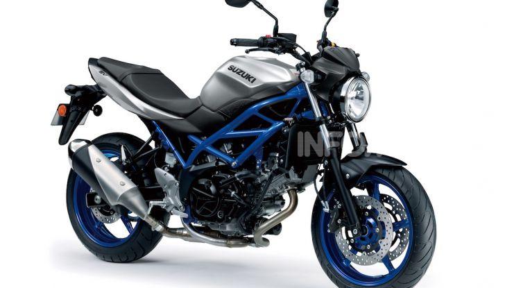 Tutte le novità Suzuki al Motor Bike Expo 2020 - Foto 17 di 25