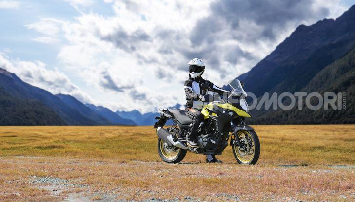 Tutte le novità Suzuki al Motor Bike Expo 2020 - Foto 19 di 25