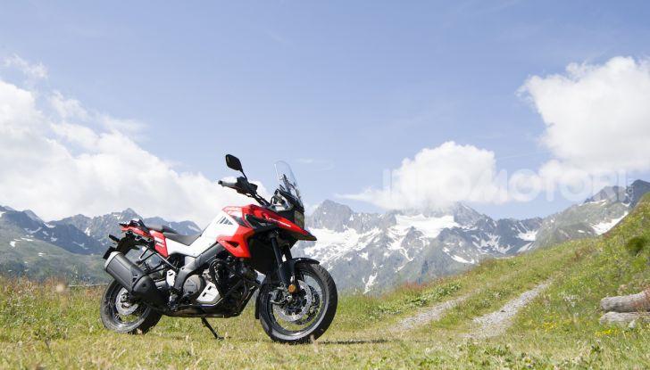 Tutte le novità Suzuki al Motor Bike Expo 2020 - Foto 20 di 25