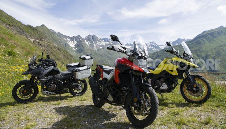 Tutte le novità Suzuki al Motor Bike Expo 2020 - Foto 23 di 25
