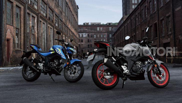 Tutte le novità Suzuki al Motor Bike Expo 2020 - Foto 5 di 25