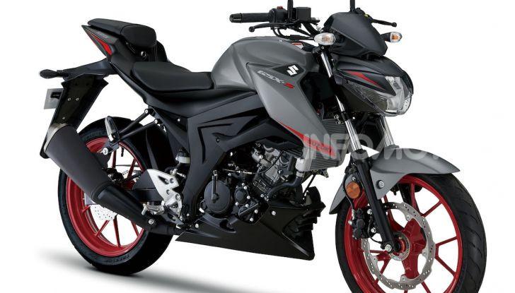 Tutte le novità Suzuki al Motor Bike Expo 2020 - Foto 6 di 25