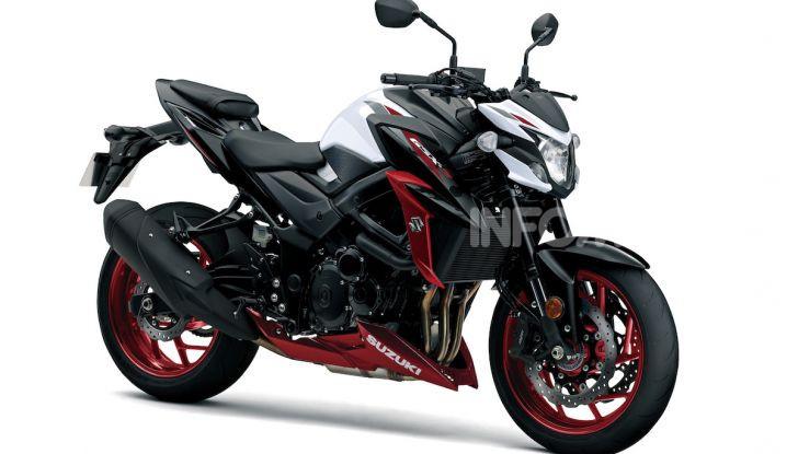 Tutte le novità Suzuki al Motor Bike Expo 2020 - Foto 7 di 25