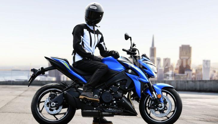Tutte le novità Suzuki al Motor Bike Expo 2020 - Foto 8 di 25