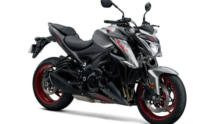 Tutte le novità Suzuki al Motor Bike Expo 2020 - Foto 9 di 25
