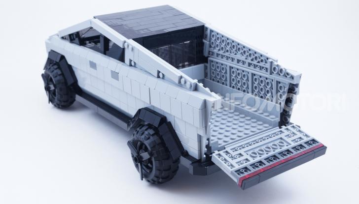 Tesla Cybertruck Lego