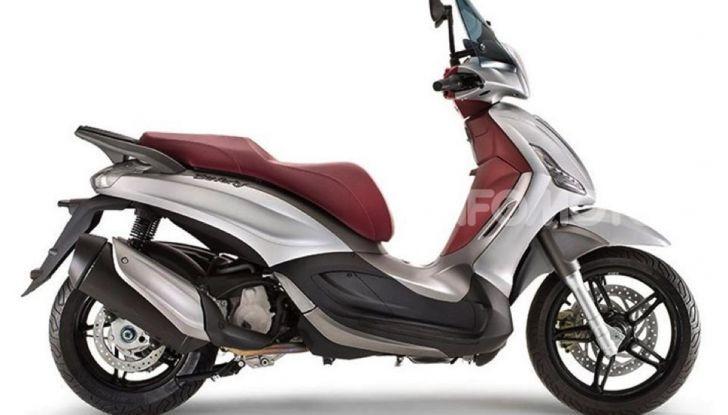 Dei 5 migliori scooter del 2020 secondo Forbes 4 sono italiani - Foto 1 di 5