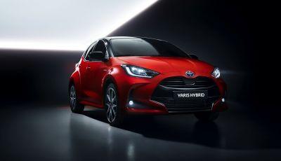 Il Nuovo B-SUV Toyota per il 2020, tra Yaris e C-HR