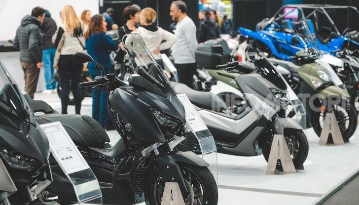 Yamaha: a Motor Bike Expo tutta la gamma 2020 - Foto 1 di 6