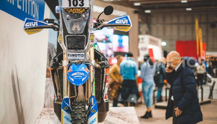 Yamaha: a Motor Bike Expo tutta la gamma 2020 - Foto 2 di 6