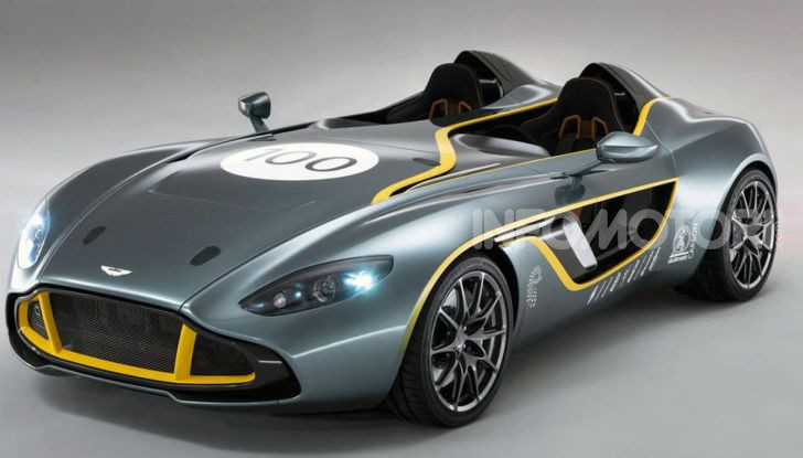 Aston Martin Speedster 2020 Le Mans