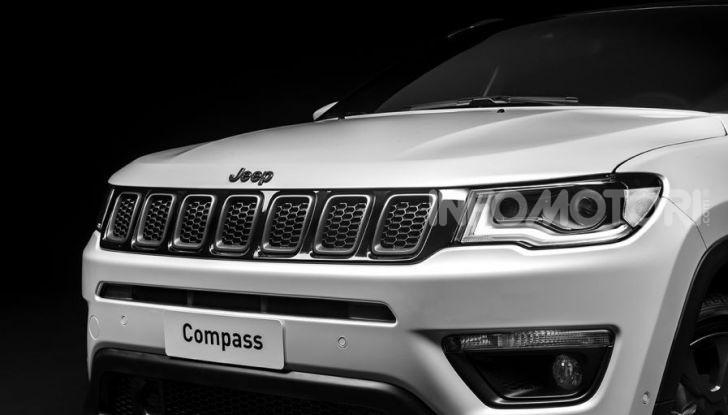 """Jeep Renegade e Compass ibride plug-in 4xe """"First Edition"""" - Foto 9 di 19"""
