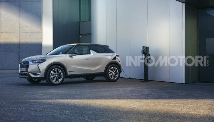 Citroen DS3 Crossback e-Tense