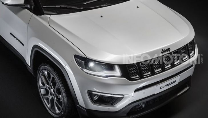 """Jeep Renegade e Compass ibride plug-in 4xe """"First Edition"""" - Foto 11 di 19"""