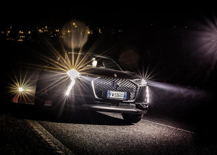 DS3 Crossback: arrivano Matrix Led Vision e Active City Brake