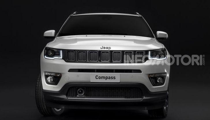 """Jeep Renegade e Compass ibride plug-in 4xe """"First Edition"""" - Foto 8 di 19"""
