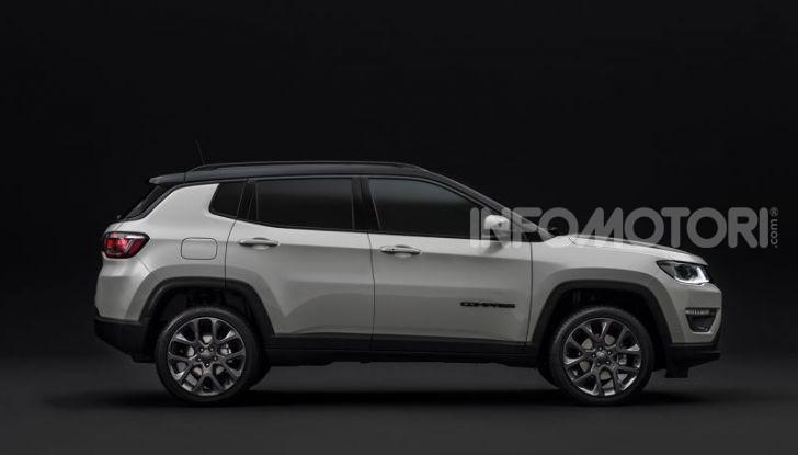 """Jeep Renegade e Compass ibride plug-in 4xe """"First Edition"""" - Foto 12 di 19"""