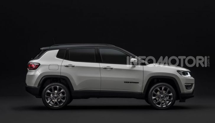 "Jeep Renegade e Compass ibride plug-in 4xe ""First Edition"" - Foto 12 di 19"
