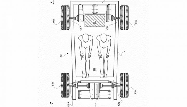 Ferrari EV elettrica