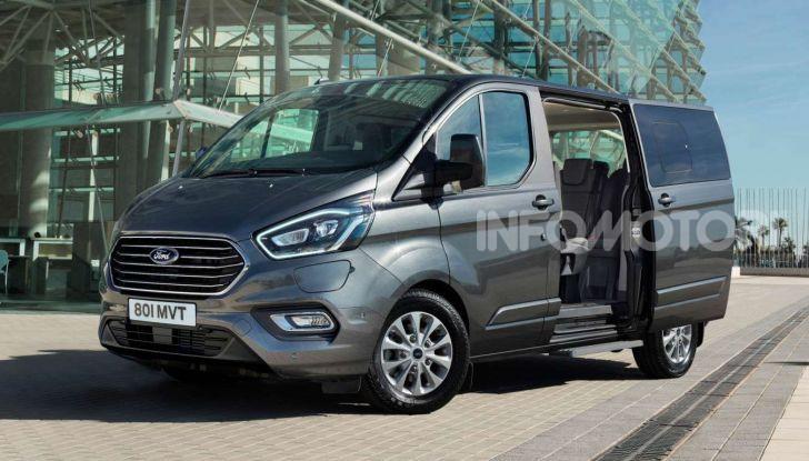 Ford Transit Ecoblue 2.0