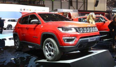 Jeep: al CES 2020 di Las Vegas arriva la gamma elettrificata 4xe