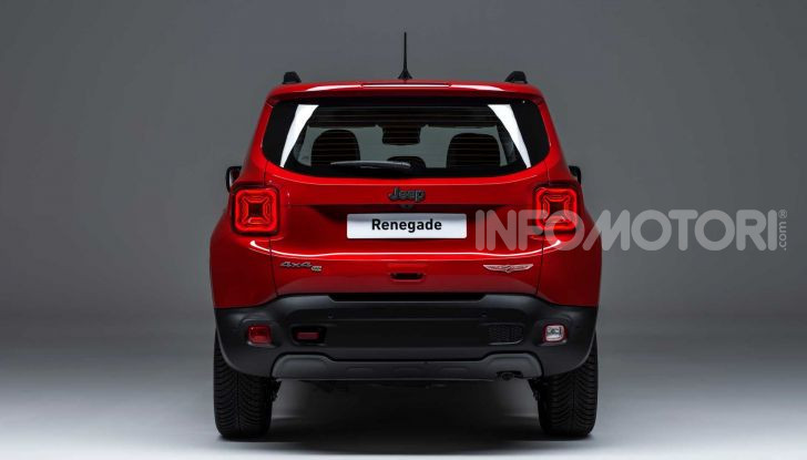 Jeep Renegade CES 2020