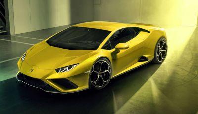 Lamborghini Huracán EVO RWD: missile a trazione posteriore… con Alexa a bordo