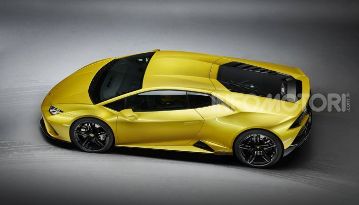 Lamborghini Huracan EVO RWD 2020