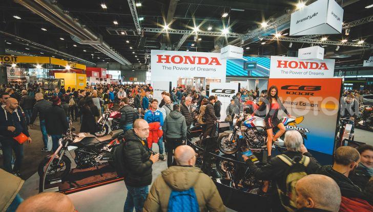 Motor Bike Expo 2020: tutte le bellezze, non solo quelle su ruote! - Foto 18 di 46