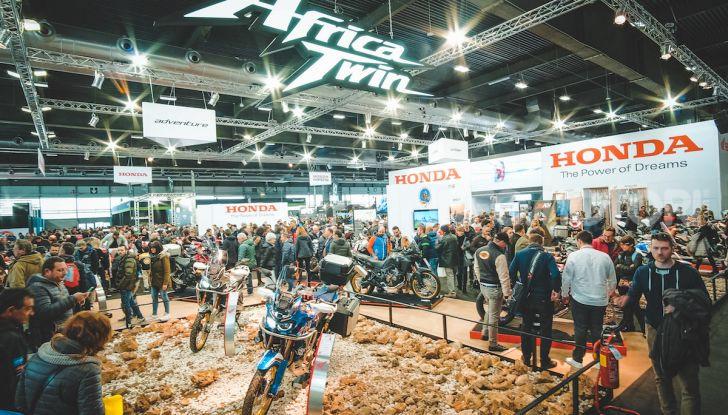 Motor Bike Expo 2020: tutte le bellezze, non solo quelle su ruote! - Foto 25 di 46